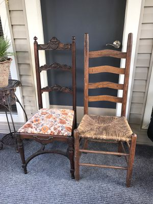 Antique Vintage country chair furniture farm house for Sale in Odessa, FL