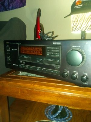 Onkyo stereo for Sale in Las Vegas, NV