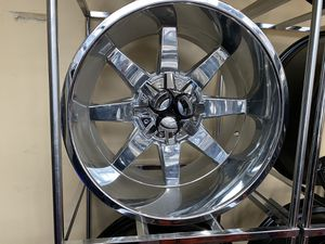 20x12 6x139.7 and 6x135 for Sale in Chicago, IL