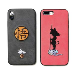 2pack Dragon Ball Goku iphone case + Screen Protector for Sale in Artesia, CA