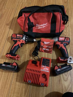 Milwaukee drills M18 for Sale in Downey, CA