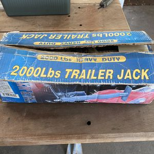 NEW TRAILER JACK 2000 LBS for Sale in Chandler, AZ