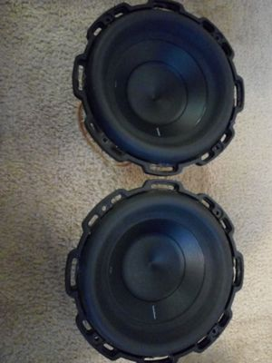 Rockford Fosgate P2 8in subwoofers for Sale in Columbus, OH