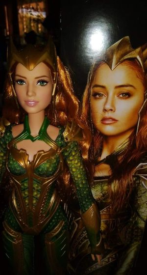 Mera barbie aquaman doll for Sale in City of Industry, CA