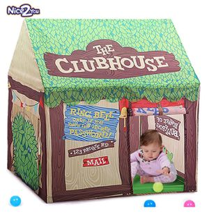 Nice2You Green Play Kids Tent Large Children Game Room brand new picking for Sale for sale  Brooklyn, NY