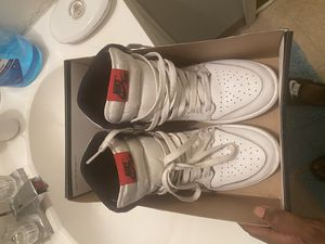 Yin yang 1s White SZ 7 for Sale in Silver Spring, MD
