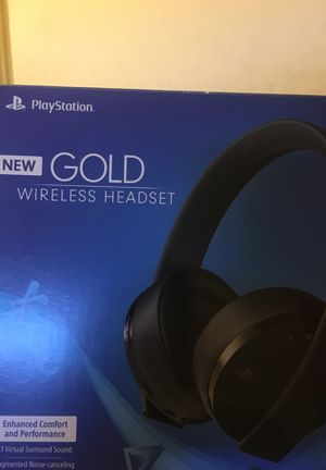 PlayStation wireless headphones for Sale in Capitol Heights, MD