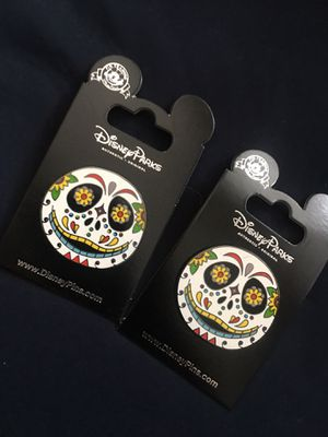 AUTHENTIC Disney Pins Jack Sugar Skull Pins BRAND NEW for Sale in San Diego, CA