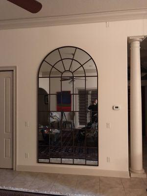 Restoration hardware mirror 9 feet tall for Sale in FL, US