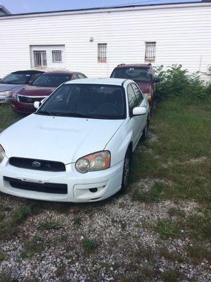 Impreza Subaru for Sale in Baltimore, MD