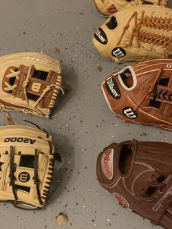 Wilson Baseball Softball Gloves NEW Choose One for Sale in Avondale,  AZ