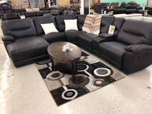 BRAND NEW SECTIONAL SOFA BROWN for Sale in Fort Worth, TX