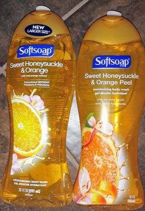 Softsoap Body Wash $6 for both for Sale in Gilbert, AZ