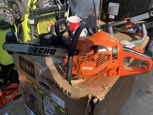 """Echo 16"""" chainsaw for Sale in Fresno, CA"""