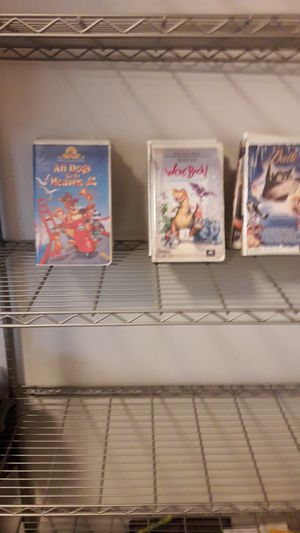 Vsh movies for Sale in Tacoma, WA