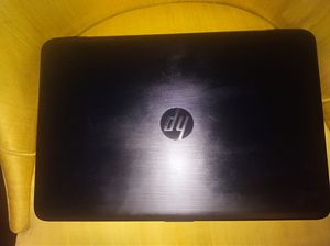 HP NOTEBOOK WITH CASE AND CHARGER for Sale in Paragould, AR