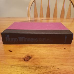 The Hugo Winners 1976 - 1979 Volume 4, Edited by Isaac Asimov for Sale in Centereach, NY