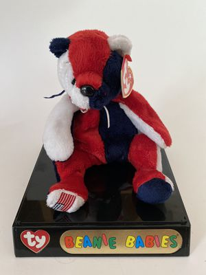 Beanie Babies Patriot bear for Sale in Miami, FL