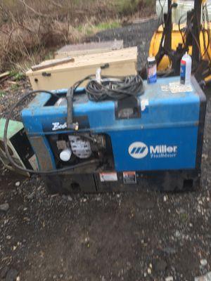 Miller bobcat. (Low hours) for Sale in Salem, MA