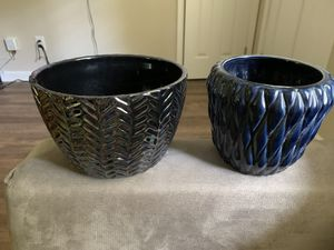 Flower pots for Sale in Decatur, GA