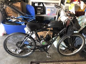 50cc motorized bike cruiser for Sale in Santa Ana, CA