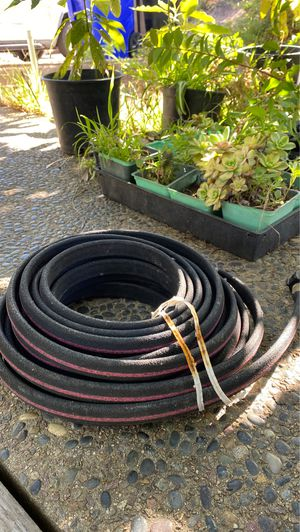 long sprinkler hose (see last picture)! for Sale in San Diego, CA