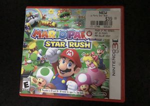 Mario Party Star Rush Nintendo 3DS Game in perfect condition for Sale in Philadelphia, PA