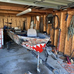 14 foot Fishing Boat for Sale in St. Clair Shores, MI