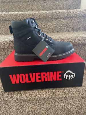 Wolverine Work Boot Soft Toe/Botas de trabajo Wolverine sin casquillo for Sale in Highland, CA