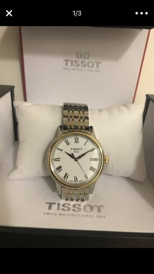 TISSOT Gold and Silver watch! *Brand new* for Sale in Sterling, VA