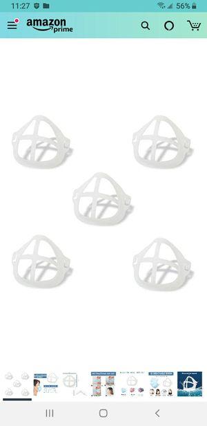 3D Face mask bracket 10pcs for Sale in Newark, CA