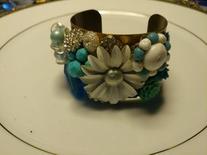 Handcrafted cuff bracelet for Sale in Willow Street, PA