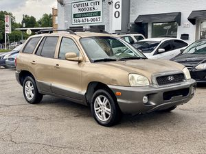 2004 Hyundai Santa Fe AWD 2 owners comes with inspections for Sale in St. Louis, MO