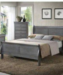 Huge Sale! Brand new queen size bedroom set includes mattress set for Sale in Virginia Beach, VA