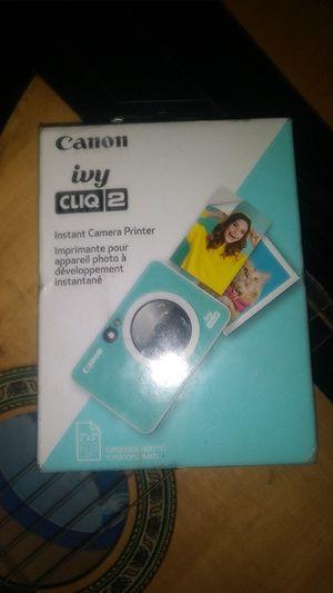Canon Cliq 2 Ivy for Sale in Redlands, CA