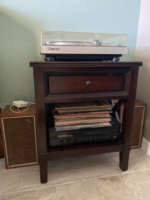 Vintage JVC record player & Marantz receiver + speakers for Sale in Lutz, FL