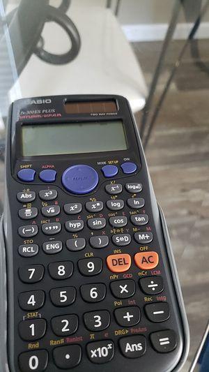 Brand new casio fx 300es plus calculator for Sale in Smyrna, TN