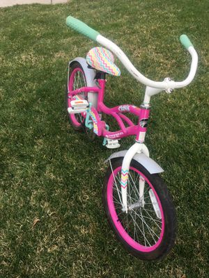 "Girls beach cruiser bike 18"" for Sale in Valley Home, CA"