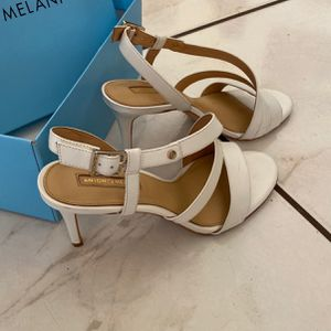 Antonio Melani Heels White for Sale in Hialeah, FL
