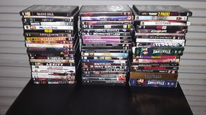 DVDS LOT SALE ((( $50 FOR ALL ))) for Sale in College Park, GA