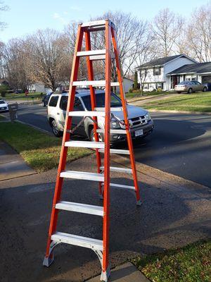 8 ft Devil's side step ladder for Sale in Woodbridge, VA