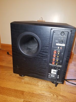 Jbl pb10 subwoofer for Sale in Fairview Park, OH