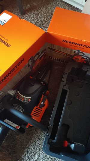 Remington chainsaw for Sale in Portland, OR