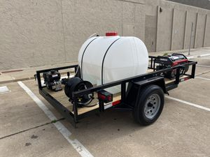 NEW Mobile Detailing Pressure Washer Trailer for Sale in Dallas, TX