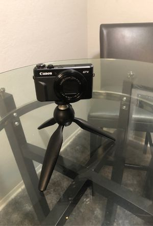 Canon G7x mark ii for Sale in Florissant, MO