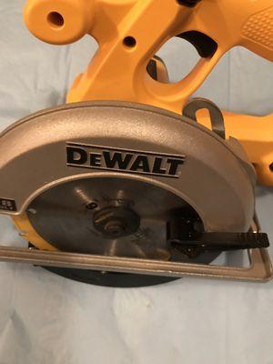 18V DeWalt Circular saw, for Sale in Andover, MA