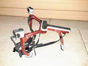 Allen Sports Aluminum Compact Folding 2-Bike Carrier Rack for Sale in Phoenix, AZ