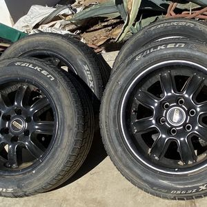 Chevy Wheels 6 Lugs for Sale in Moreno Valley, CA