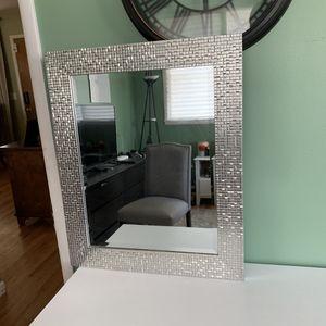 4ftx1 1/2 inch glam mirror for Sale in Wenatchee, WA