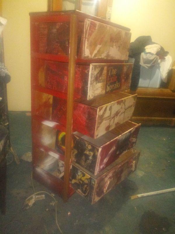 Kool 5 drawer dresser